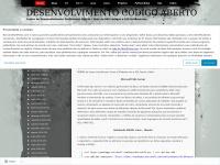 Desenvolvimento Código Aberto | Centro de Desenvolvimento Profissional Aberto –  Mais de 600 códigos e 100 ferramentas.