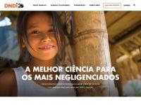 Dndial.org - DNDi América Latina