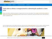Dietasguia.com - Tudo sobre as dietas o emagrecimento a alimentação saudável e o bem-estar