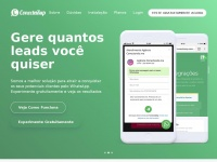 conectazap.com.br - WhatsApp Business - WhatSite - Conecte o seu site ao WhatsApp