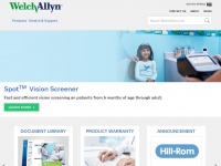 Welchallyn.co.za - Welch Allyn - South Africa