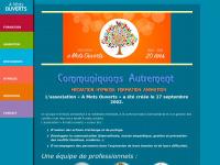 Amotsouverts.org - A Mots Ouverts | communiquons autrement