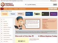 Promo Codes & Coupons, Online Discounts - Banglacoupons.net