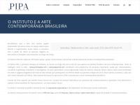 O INSTITUTO E A ARTE CONTEMPORÂNEA BRASILEIRA - Instituto PIPA