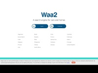 Waa2.co.za - A Search Engine For Cars And Homes