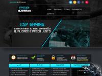 Cspgaming.com.br - CSP GAMING