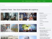 Logisticatotal.com.br - Blog Logística Total ➡ Aprenda Tudo Sobre Logística ⬅