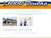 lojas1000tintas.com.br