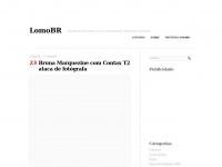 LomoBR | Um blog de tudo quanto é coisa e eventualmente fotografia e lomografiaLomoBR | Um blog de tudo quanto é coisa e eventualmente fotografia e lomografia