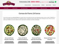 Coroadeflores.net - Coroas de Flores para Velório - Coroas de Flores para Velório