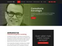 Adrianosa.com.br - ADRIANO/SA: Marketing e Vendas | Brasil