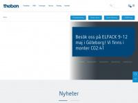 Theben.se - Theben AG:s webbplats - Experten på KNX, tidur, närvaro- och rörelsedetektorer samt Smart Home-system | Theben AG