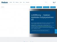Theben.fi - Theben AG:n verkkosivusto - KNX:n, aikakytkimien, läsnäolo- ja liiketunnistimien sekä älykotijärjestelmien asiantuntijat | Theben AG