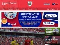 Barnsleyfc.co.uk - Barnsley Football Club