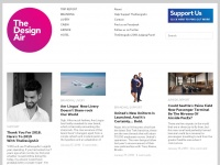 Thedesignair.net - TheDesignAir | The No.1 Site for Airline Product News and Reviews