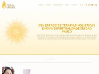 Animamundhy.com.br - Seu espaço de terapias holísticas e nova espiritualidade em São Paulo