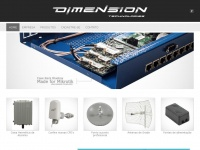 Antenasdimensiontech.com.br - Dimension Technologies - Dimension Technologies