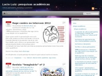 Lucio Luiz | pesquisas acadêmicas
