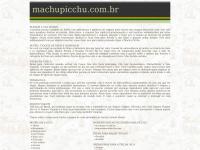 Machu Picchu »»» Planeje a Sua Viagem ««« Machu Picchu