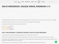 Casadeaprendizagens.com.br - Início - Casa de Aprendizagens