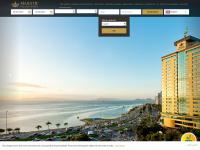 Majestic Palace Hotel | Hotel na Grande Florianópolis | Beiramar Norte
