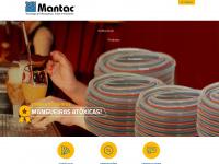 Mantac.com.br - Mantac - Tecnologia em Mangueiras, Tubos e Acessórios