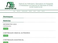 sindicatopublicitariosrs.com.br