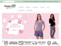 maniapijamas.com.br