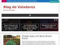 blogdovaladares.com.br