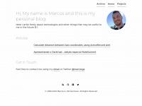 marcosz.com.br