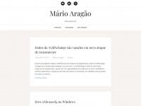 Marioaragao.com.br