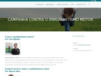 Analfabetismomotor.com.br