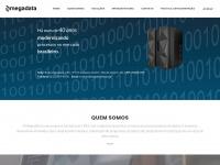 Portal Megadata Computações - Home