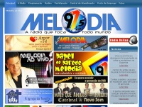 Melodia.com.br - Rádio Melodia FM 97, 5