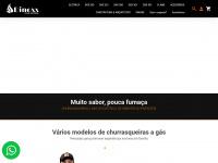 Dinoxxchurrasqueira.com.br