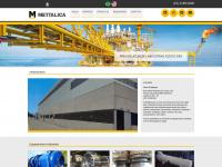 Mettalica.com.br - Mettalica | Indústria de Base
