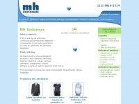 mhuniformes.com.br Thumbnail