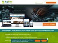Migmidia - Site para Corretores de Imóveis por R$ 34,90