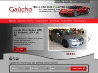 gauchoautomoveis.com.br